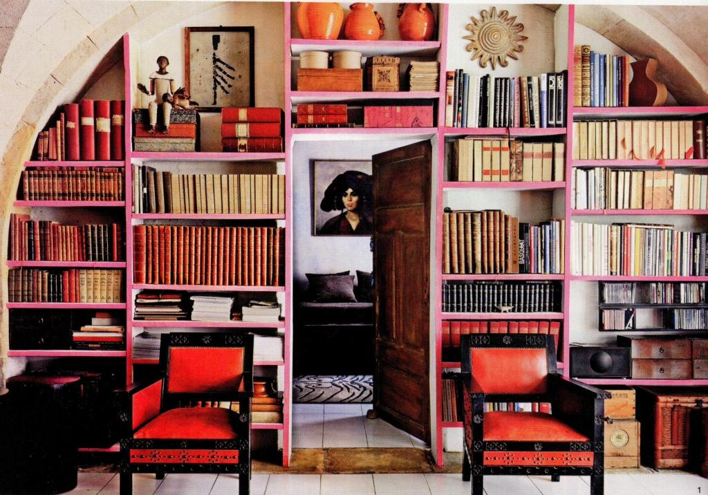 bookshelves and the art of arrangement monophthongs